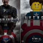 Lego posteri