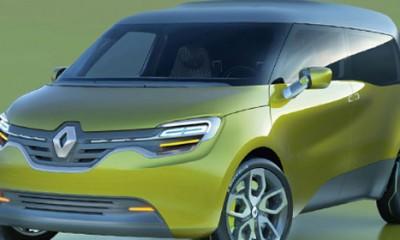 Električni Renault