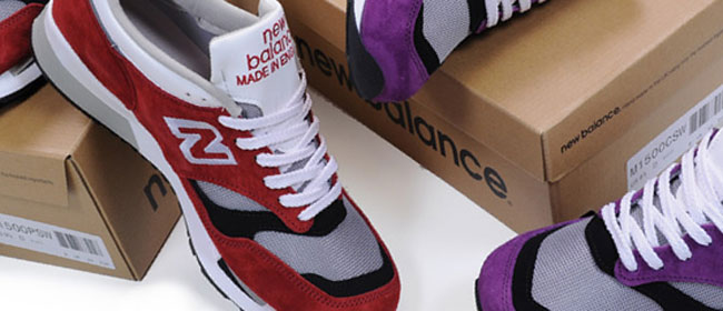 New Balance iz osamdesetih