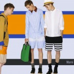 Leto 2012 - Marni muška kolekcija