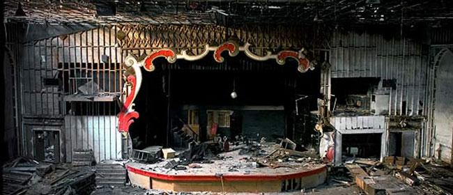 Napuštena pozorišta