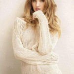 Rosie Huntington-Whiteley i Burberry  %Post Title