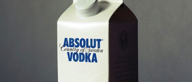 Alkohol kao mlekce