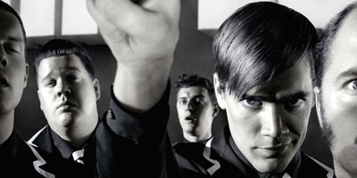 The Hives na Exit 08  %Post Title