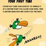 Seks kao Angry Birds