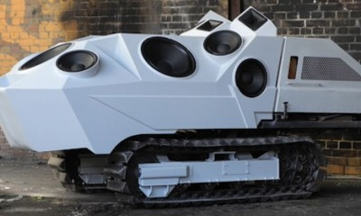 Terensko muzičko vozilo