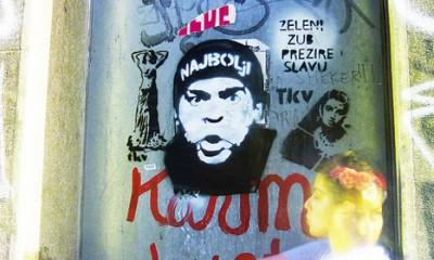 Ulična umetnost u Beogradu