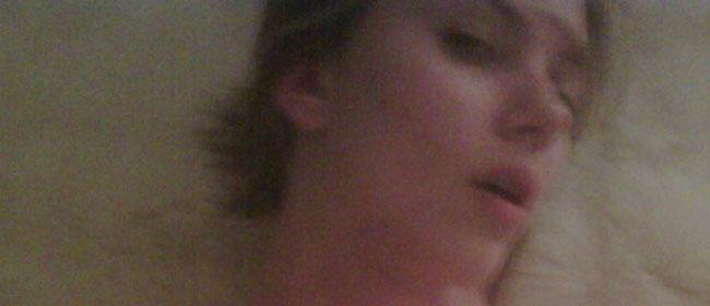 BOMBA: Gola Scarlett Johannson