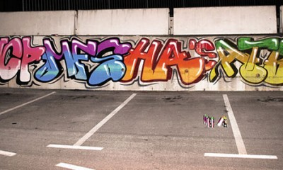 Beogradski street art