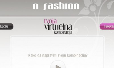 N Fashion stilista