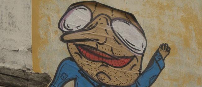 Ruski street art