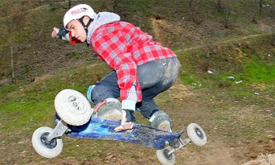 Planinski skejtboard u Srbiji
