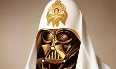 Patrijarh kao Dart Vader