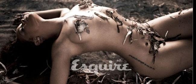 Gola Rihanna: PONOVO!