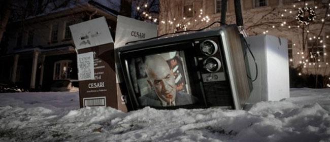 Napušteni televizori