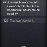 Siri ima stav