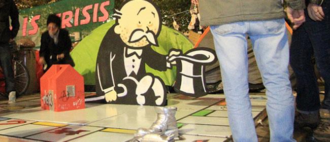 Banksy podržao proteste
