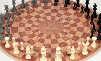 Šah za tri igrača