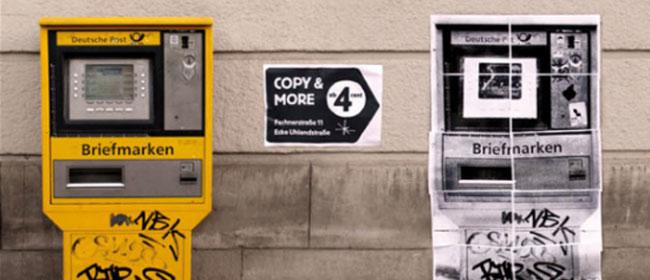Reklama za kopirnicu