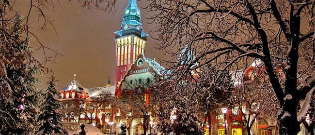 Čudesna Subotica