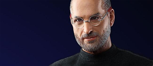 Steve Jobs lutkica