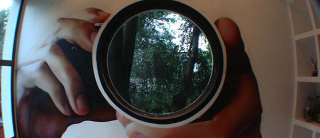 Prozor kao objektiv