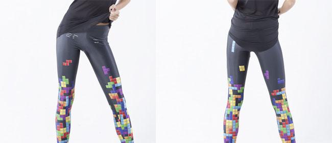Tetris helanke
