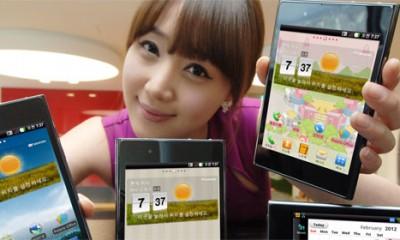 LG Optimus Vu: Smart telefon  %Post Title