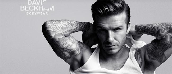 Dejvid Bekam za H&M