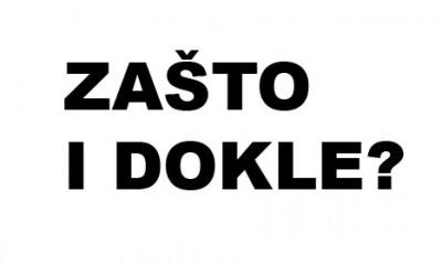 Zašto uništavate naš Beograd?  %Post Title