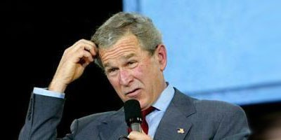 Džordž Buš čuva Sadamov revolver kao suvenir
