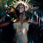 Kao afrička boginja