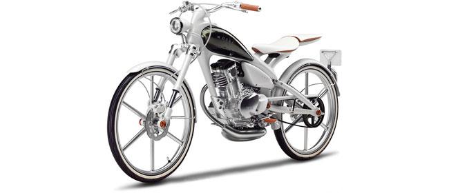 Motor kao bicikl