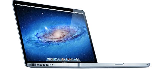 Profi MacBook Pro 17