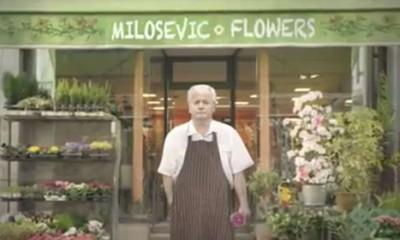 Milošević kao cvećar  %Post Title