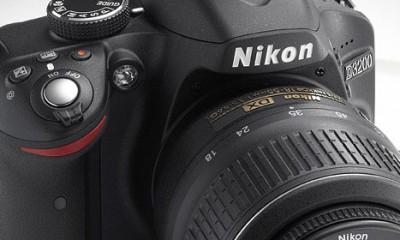 Nikon D3200  %Post Title