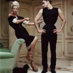 Kate Moss za Vogue