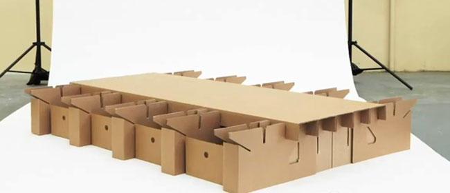 Kartonski krevet