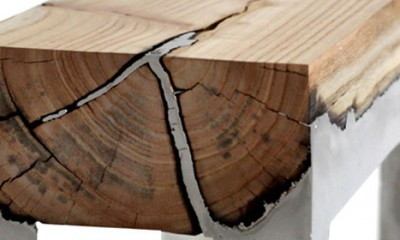 Tečni metal i drvo  %Post Title