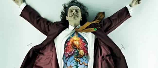 Anatomija poznatih umetnika