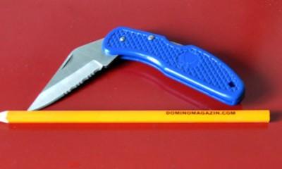 Budget Gadget: Zabranjen nož