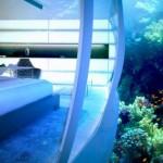 Hotel pod vodom