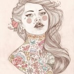 Tetovirane ilustracije  %Post Title