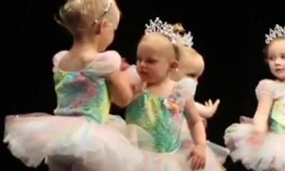 Tuča balerina
