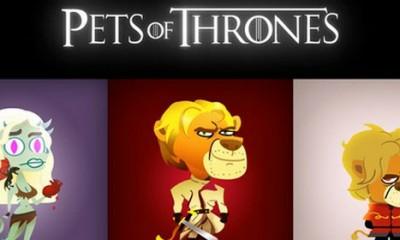 Životinjska Igra prestola  %Post Title