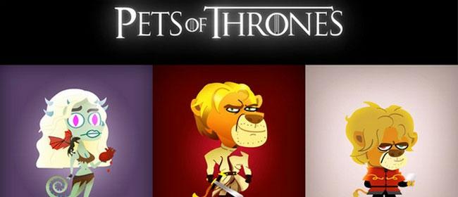 Životinjska Igra prestola