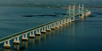 Zastoji na mostu zbog uživanja u panorami