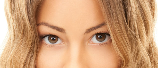 Žena sa nadljudskim vidom