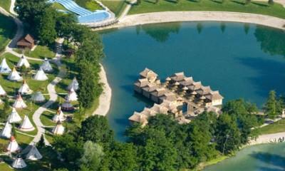 Nova vodena atrakcija u Termama Čatež