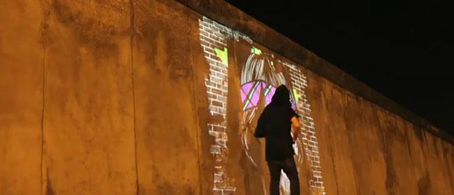 Video grafiti